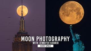 Moon Photography with Jennifer Khordi | B&H Photo