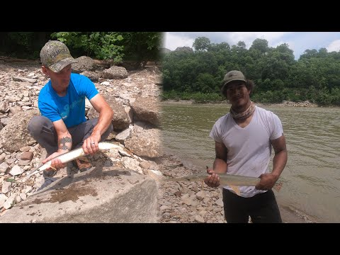 Kentucky River Fishing