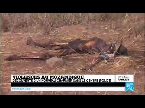 Violences au Mozambique - Découverte d'un nouveau charnier et plus de 100 corps dans le centre