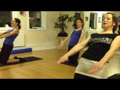 Pilates Classes at Balans