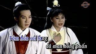 Hồ quảng - Đồ Long Ỷ Thiên Kiếm | Karaoke | Hoàng Mai Long Thanh, Sầu Nguyệt hạ