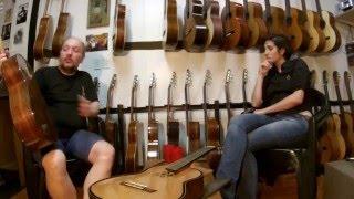 Abeto vs Cedro rojo y otras maderas - Tercera parte de la entrevista al luthier Ricardo Louzao