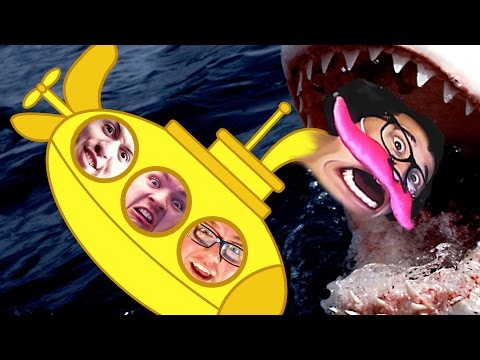 Thumbnail: WE ALL DIE IN A YELLOW SUBMARINE!! | We Need To Go Deeper w/ Jack, Wade, Bob