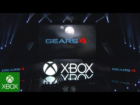 Gears of War 4 Xbox E3 2015 Briefing