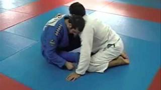 Half/Butterfly Guard with Overhook