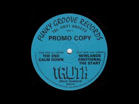 Truth (Mark Goddard) - The End (1992) [FULL ALBUM] [HD]