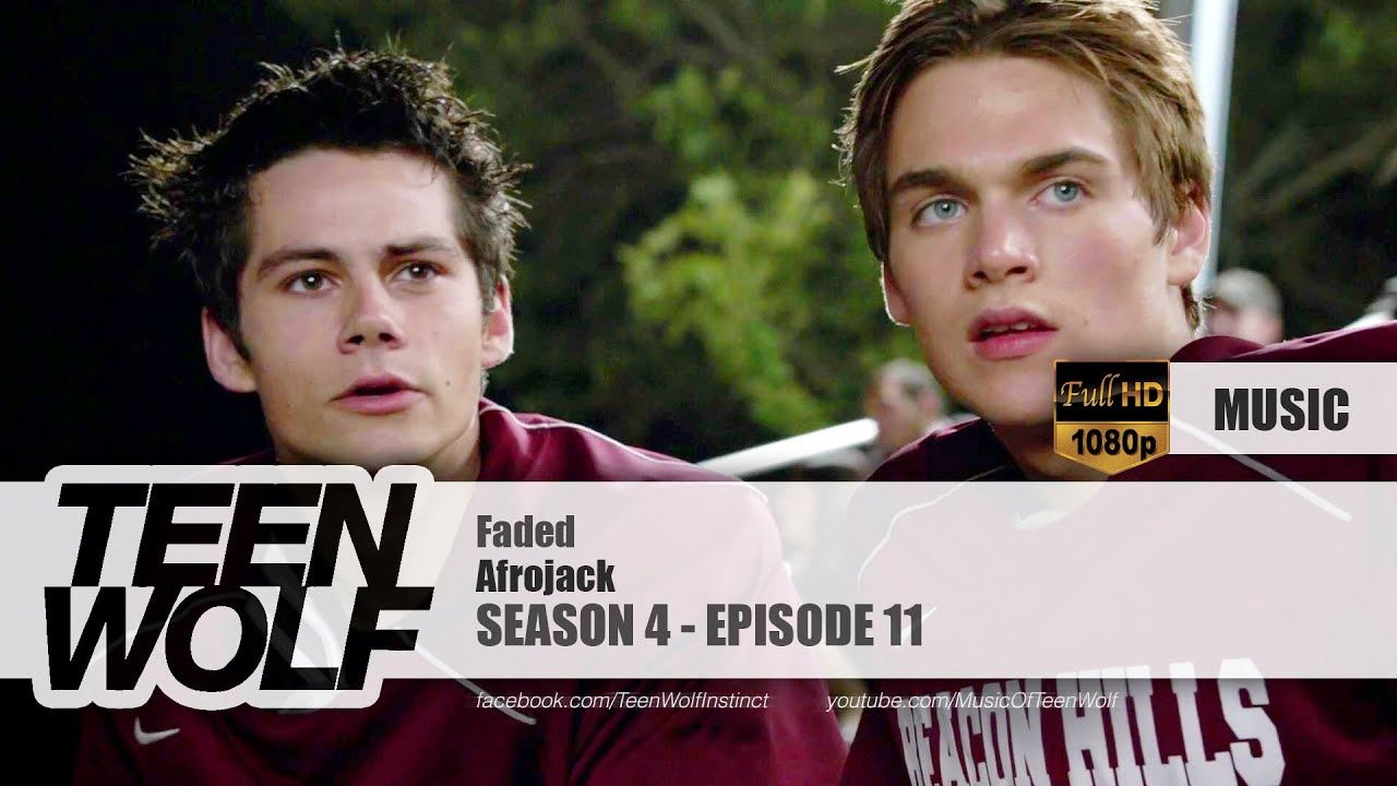 Afrojack - Faded | Teen Wolf 4x11 Music [HD]