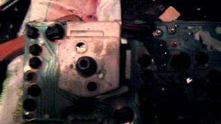Adaptation compteur Super 5 Jaeger sur base Veglia