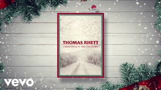 Thomas Rhett - Christmas In The Country (Animated Lyric Video)