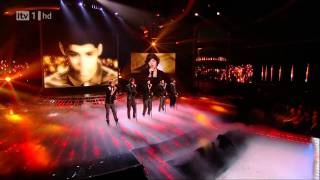 One Direction - The X Factor 2010 Live Show 8 - You Are So Beautiful (Full) HD
