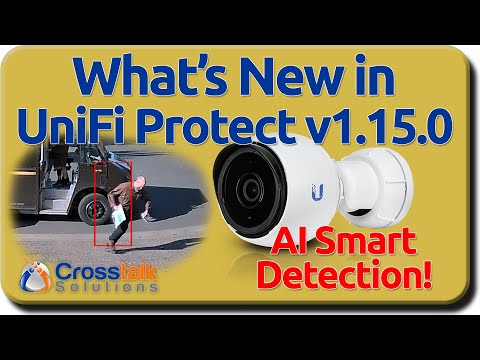 What's New in UniFi Protect v1.15.0