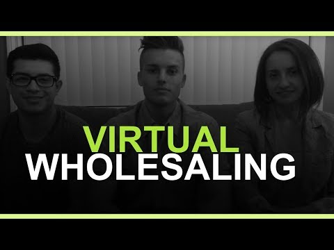 California Trio Completes Their First Virtual Wholesale Deal