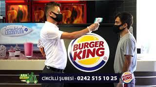 Burger King Cikcilli Hijyen Videosu