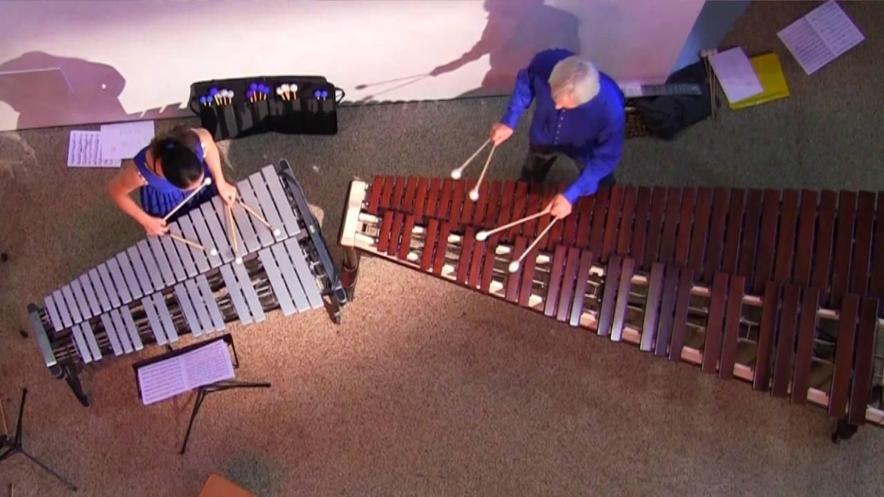 Libertango vibraphone & marimba duo