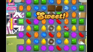 Candy Crush Saga Level 237, 3 Stars, No Boosters, No Cheats