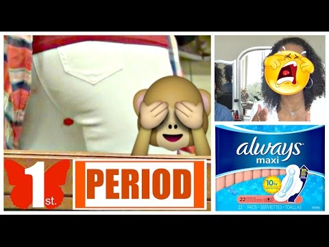 MY FIRST PERIOD! FOR TWEENS AND DADS W/GIRLS | DO'S vs. DON'Ts