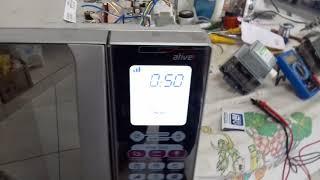 LM assistencia técnica consertando microondas Brastemp ative modelo Bmt 45 B
