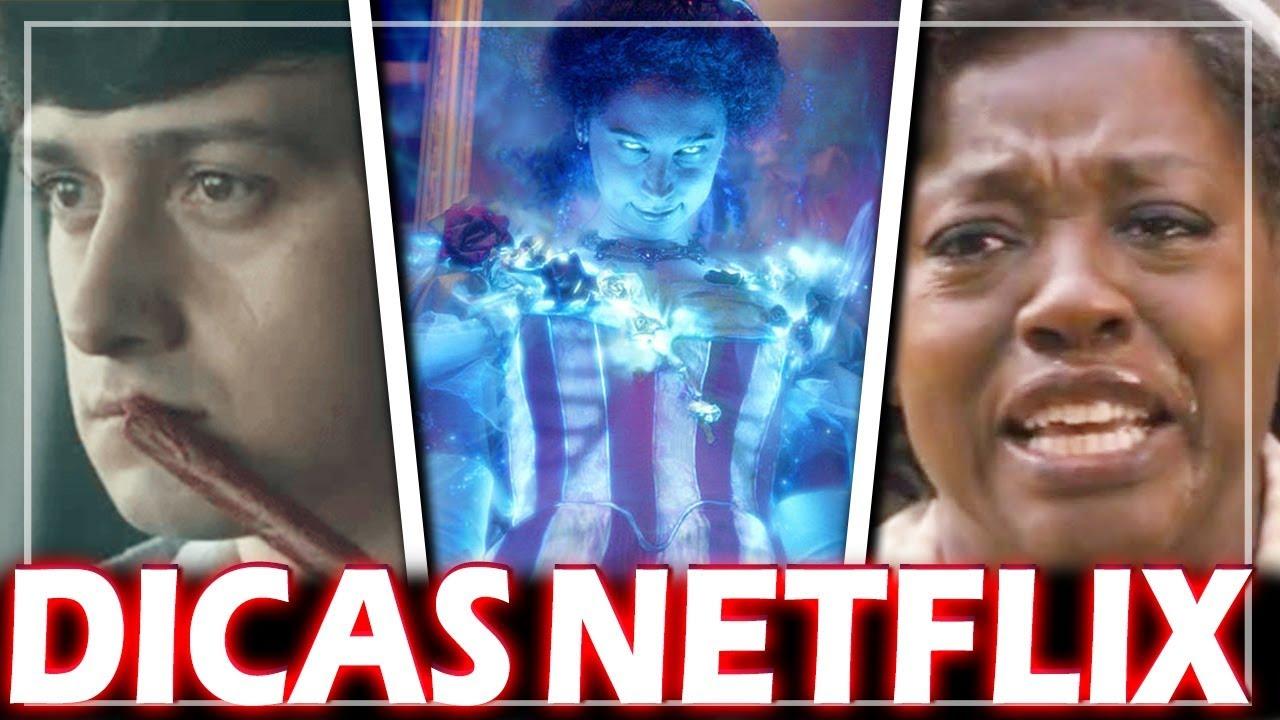 5 FILMES NA NETFLIX MUITO BONS QUE VALEM O SEU TEMPO!