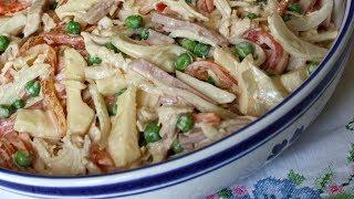 Insalata di pollo (Salpicão)