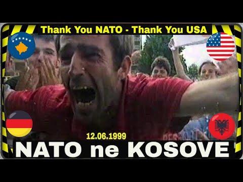 NATO ne Kosove 1999 (No Comment)