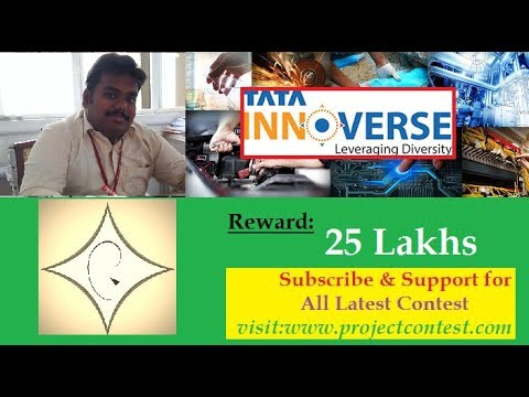 Tata Innoverse - Season 7 New Challenges AUG-2019