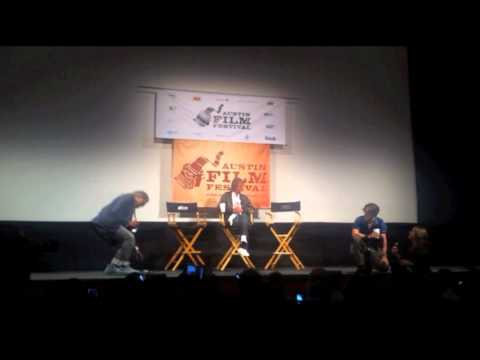 Q&A with Johnny Depp for The Rum Diary