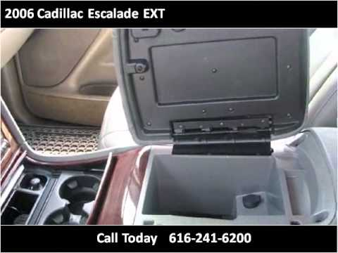 2006 cadillac escalade ext used cars grand rapids mi youtube for Used car motor mall gr