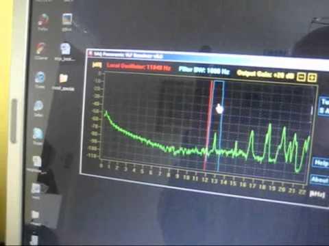 Software VLF Receiver