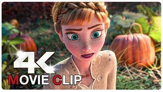 Olaf Gets Poetic Scene - FROZEN 2 (2019) Movie CLIP 4K