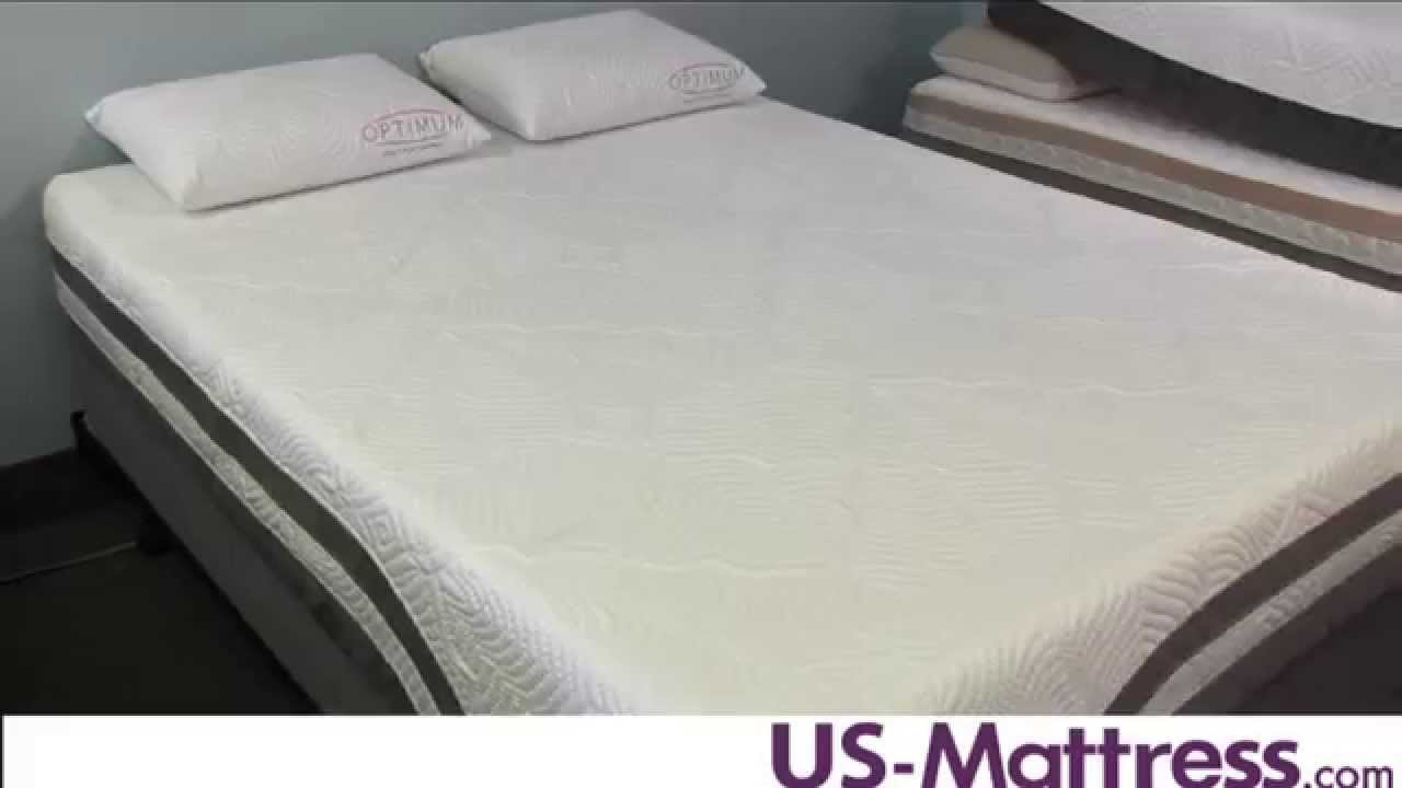 Sealy Optimum Latex Newness Mattress