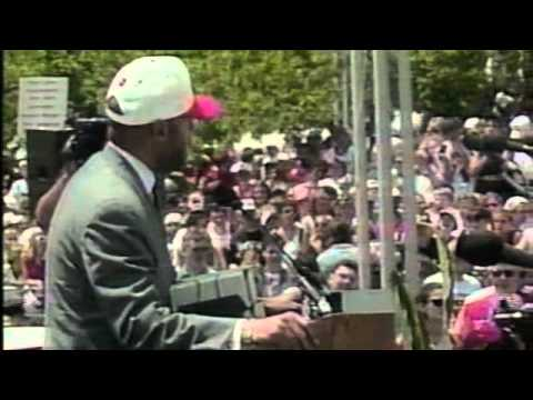 WDIV 5PM Newscast 6/10/97 - Red Wings Stanley Cup Parade