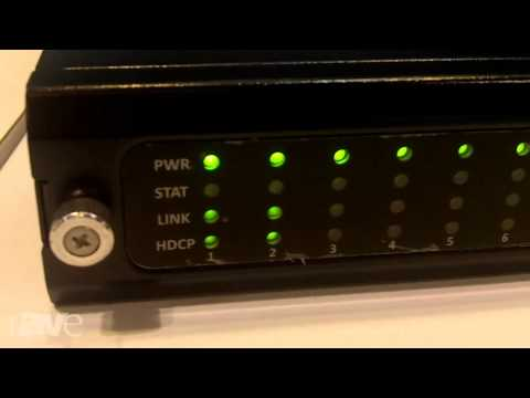 InfoComm 2013: Avitech Highlights its Seneca Series of HDBaseT Extenders