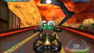 POD: Speedzone Dreamcast Intro + Gameplay
