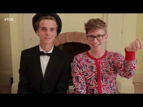YouTuber: Best Moments | #1 | ThatcherJoe and Tyler Oakley (#TOE)