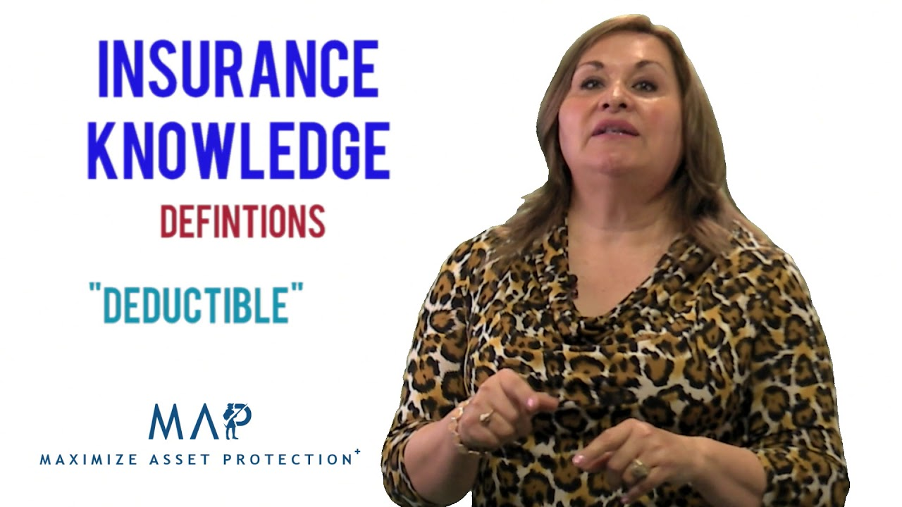 What is a Deductible for Health Insurance - YouTube