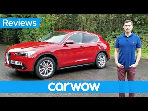 Alfa Romeo Stelvio SUV 2018 review | carwow Reviews