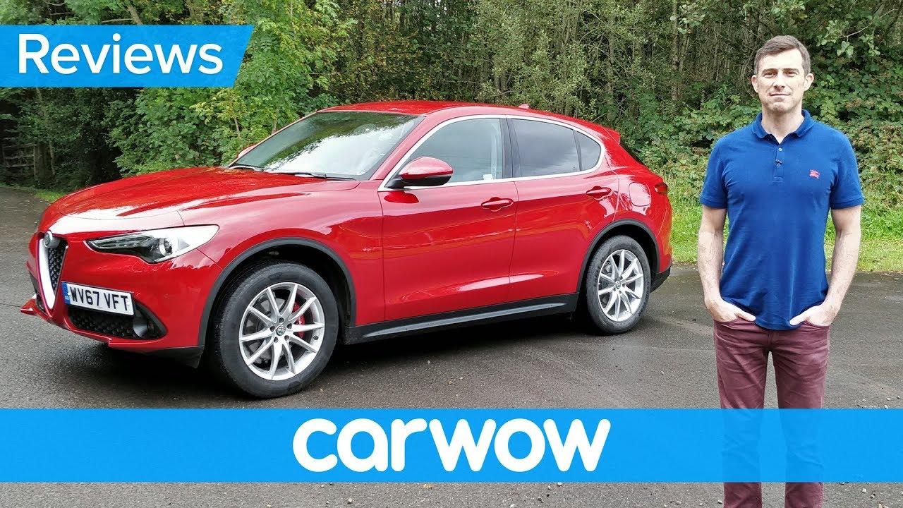 Alfa Romeo Stelvio SUV 2018 review | Mat Watson Reviews