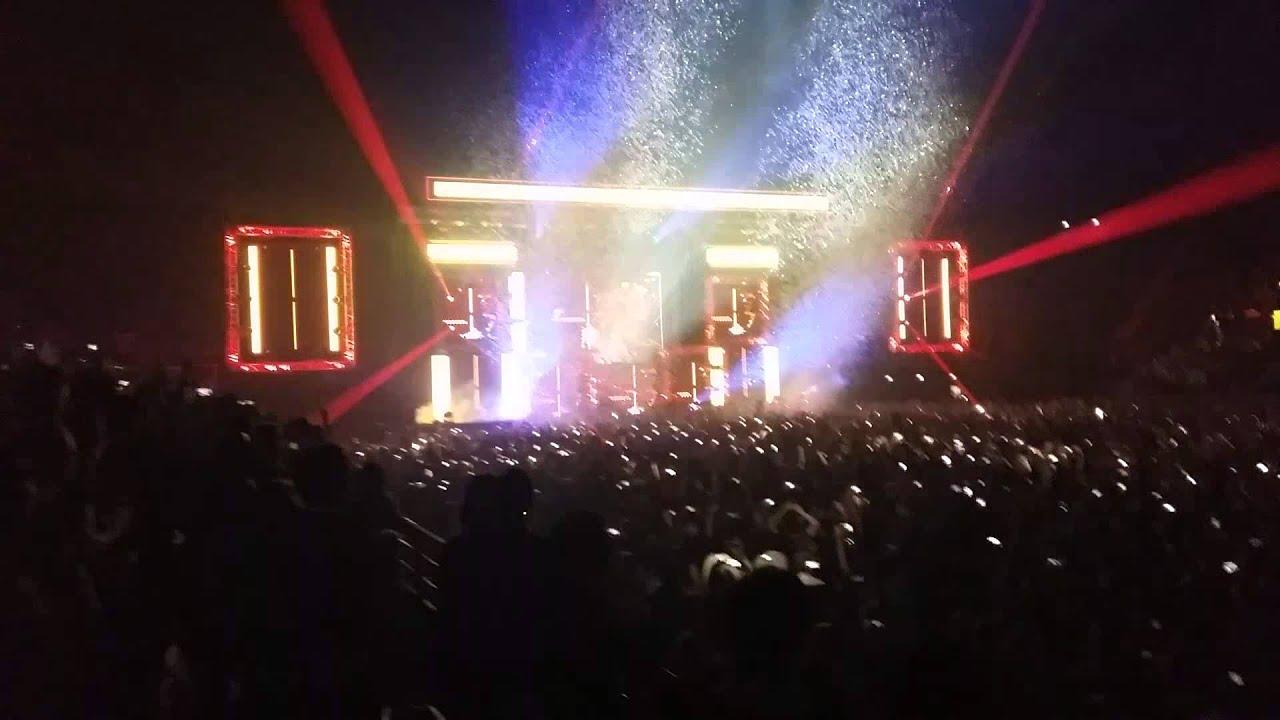 David Guetta Live Paris