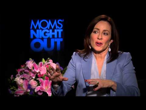 Moms' Night Out: Patricia Heaton Official Interview