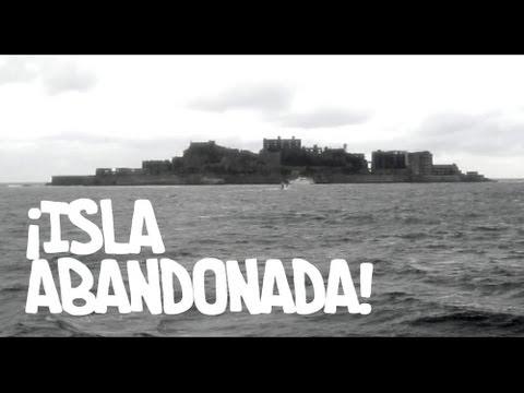 Isla abandonada en Japón