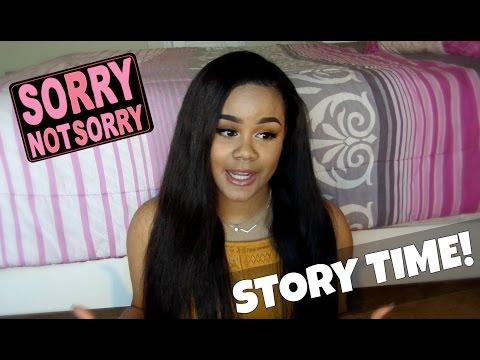 STORYTIME: I tried to fight my boyfriend at school