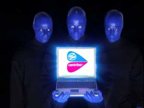 Intel Blue Man Group Commercial 'Fiat Lux'