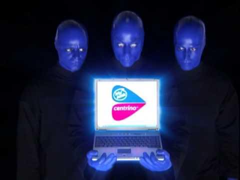 Intel Blue Man Group Commercial 'Fiat Lux'