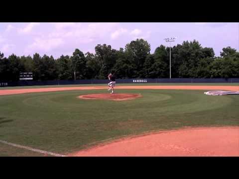 Sean Bonner - Pitcher Charlotte Latin School