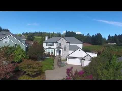 Oregon Wine Country Estate in Dundee | Oregon homes and real estate