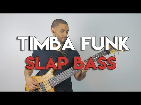 Timba Funk Slap Bass