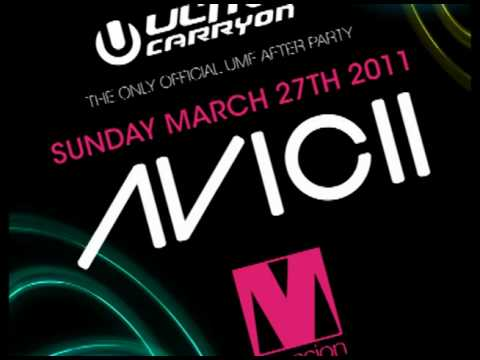 Avicii Live - full set Ultra Music Festival 2011