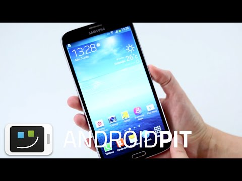 Samsung Galaxy Mega 6.3 - Hands-On en español