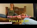 TICKLE FUN | #4 | 8 Min Tickling challenge