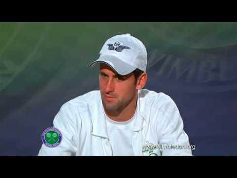 2010 Wimbledon Championships Promo Semi Final  Djokovic Vs Berdych Promo.mp4